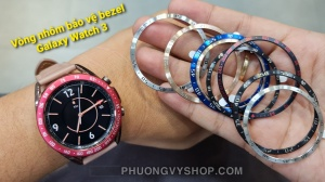 Vòng bezel bảo vệ Galaxy Watch 3 (41mm-45mm)